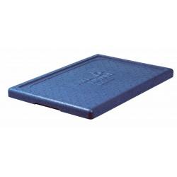 Deksel blauw 1/1 GN premium