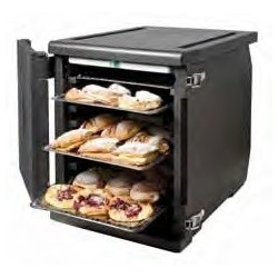 Frontlader thermobox 60x40  - 7 regalen