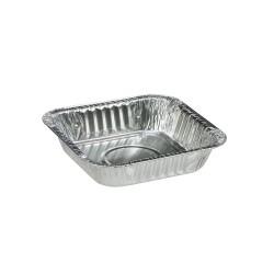 Aluminium soepschaal (ds.1.000 st)