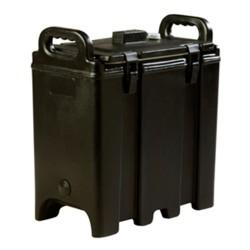 Soepcontainer 13 liter zwart Carlisle