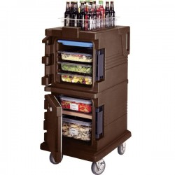 Cambro voedselcontainer UPC600 Dark Brown