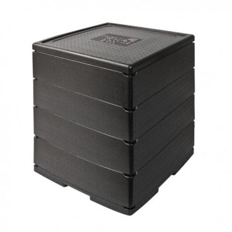 Bruidstaartbox compleet met onderstel