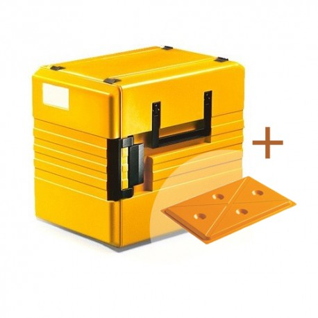 CombiDeal: Thermoport 1000K + koelplateau oranje