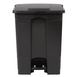 Afvalemmer Zwart, 65 liter
