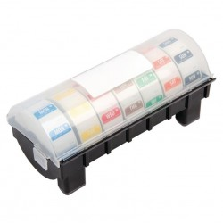 Vogue Dispenser met kleurcode daglabels