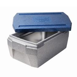 Cateringbox DeLuxe 1/1 GN 21 cm