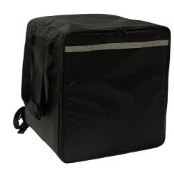Stevige Bezorgrugzak, 63 liter, zwart