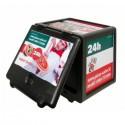 Ebike bezorgbox & Pizza bezorgbox