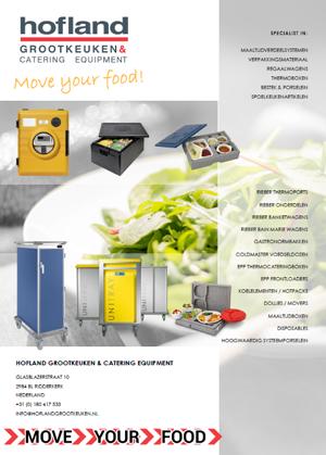 Brochure Hofland Grootkeuken