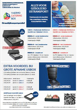 Thermocateringbox IJsbrochure